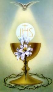 holy spirit and eucharist 2